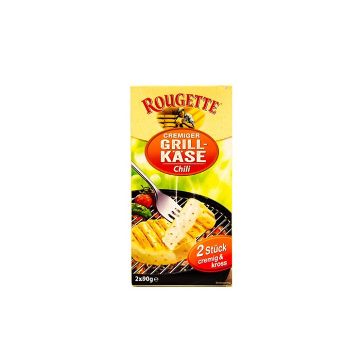 Rougette Syr na Gril Chilli 2 x 90 g