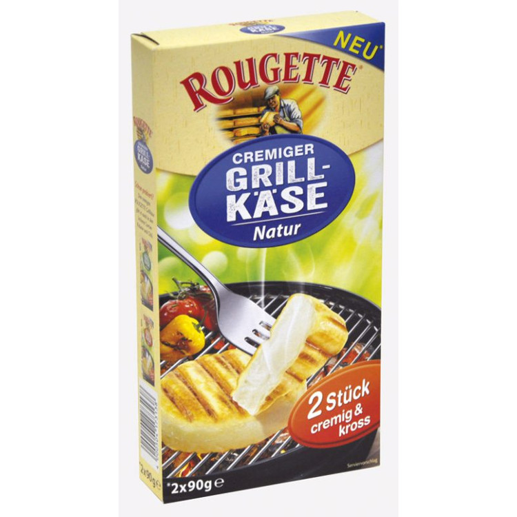 Rougette Syr na Gril Natur 2 x 90 g